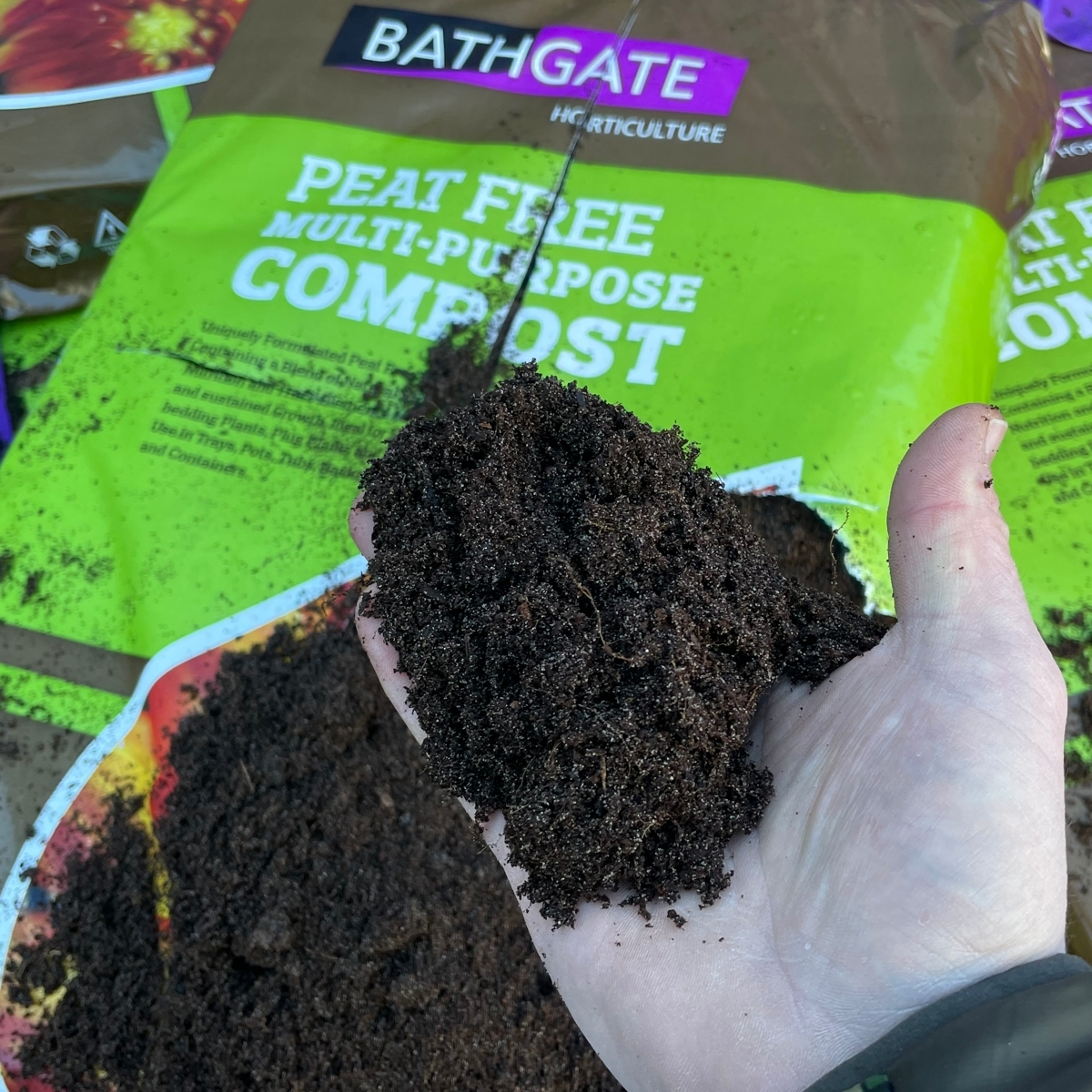Peat Free Multi Purpose Compost 50 Litre