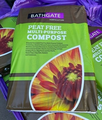Peat Free Multi Purpose Compost 50 Litre BG-MPPF50
