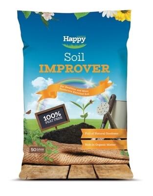 Soil Improver 50 Litre Bags GG-soil-Imp