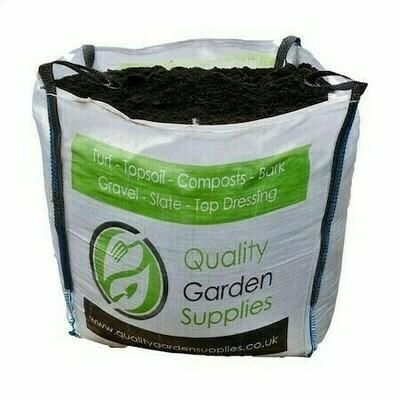 Organic Garden Compost Bulk Bag NW-SoilImp-BB