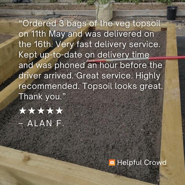 Vegetable Topsoil