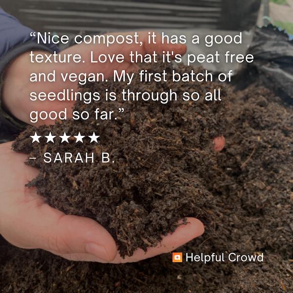 Happy All Purpose Compost (Peat Free)