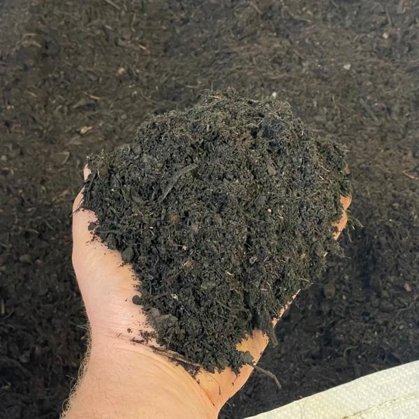 Organic Garden Compost Bulk Bag