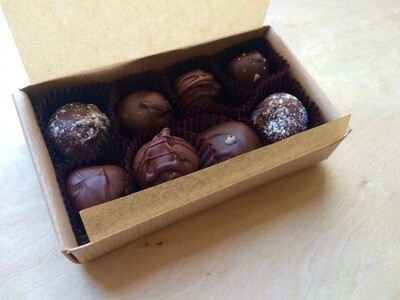 Assorted chocolate Box - 8 pieces