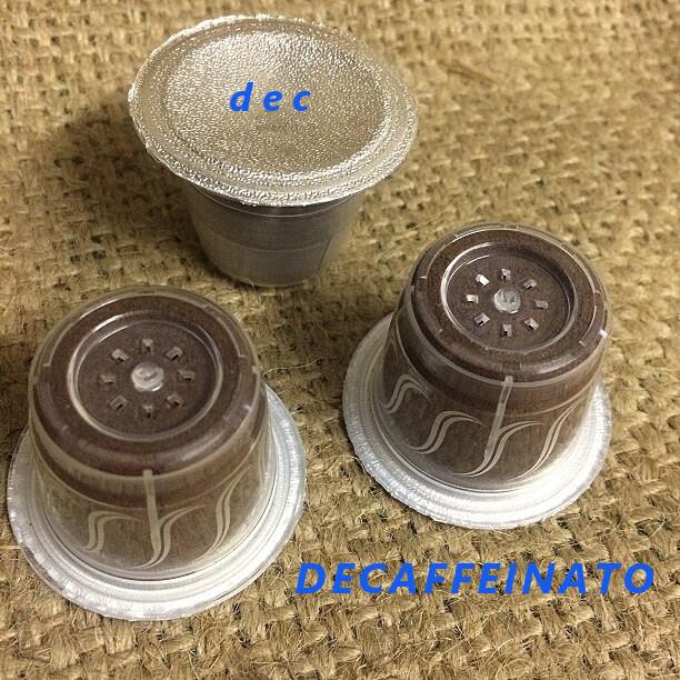 Capsule Compatibili Nesp. DECAFFEINATO (N. 100)