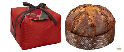 Panettone Artisanal Fiasconaro Traditionnel 1kg