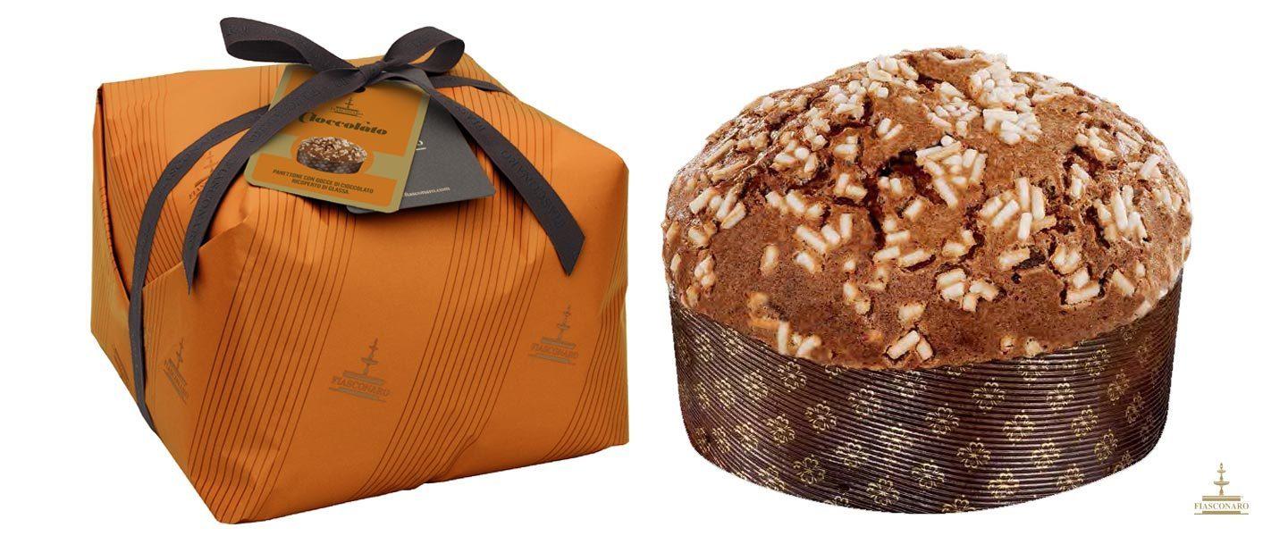 Panettone Artisanal Fiasconaro - Pépites De Chocolat 1kg