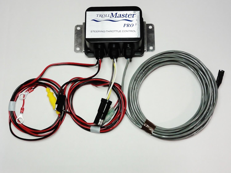 TrollMaster PRO3 Steering Module