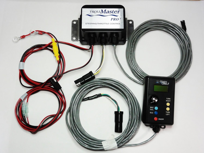 TrollMaster PRO3 Electronics