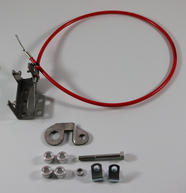 TrollMaster TM215HWKIT - Suzuki 9.9, 15, 20 EFI (2014-Present) Hardware Kit