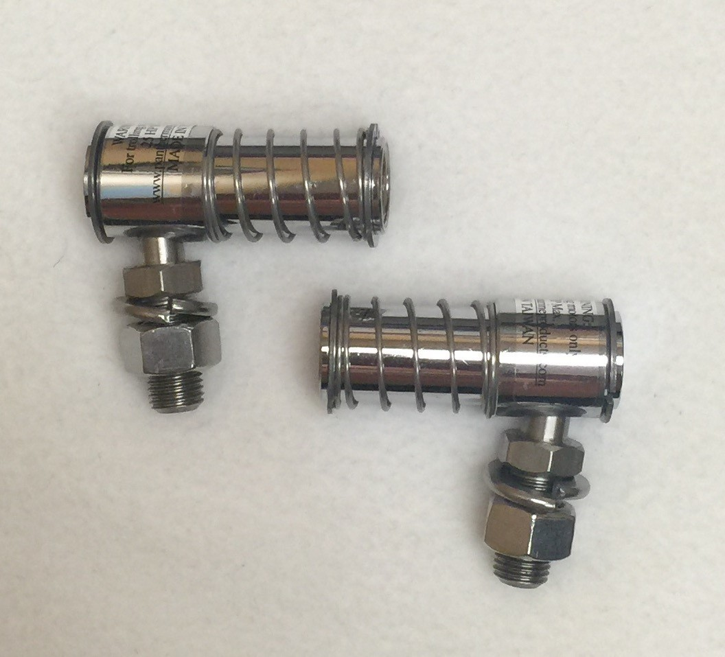 "Panther Quick Disconnect Pair, 1/2"", SS"