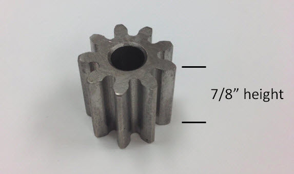 Panther Pinion Gear