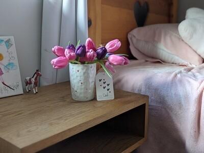 Daddy-Daughter Valentine Flowers