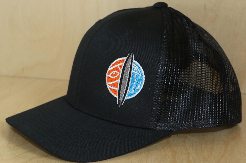 SKILS Black Hat for Ponytail