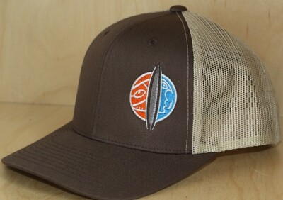 SKILS Hat - Brown