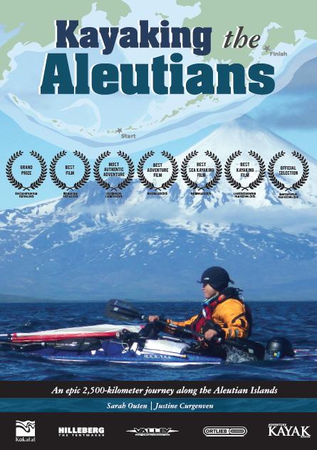 Kayaking the Aleutians DVD