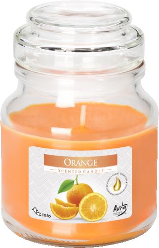 Свічка аромат. «Апельсин» (в банці)