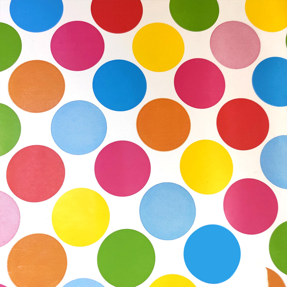 Папір з принтом «Circles» (1 лист)