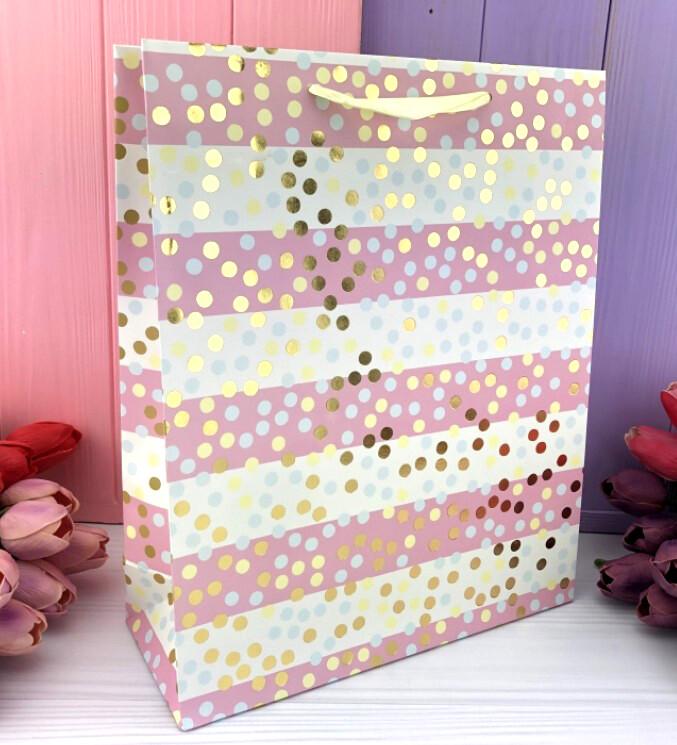 Пакет 26x32x10 «Golden Peas»