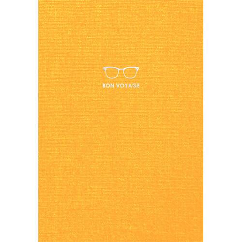 Зошит «Travel book», клітинка. A5 (жовтий).