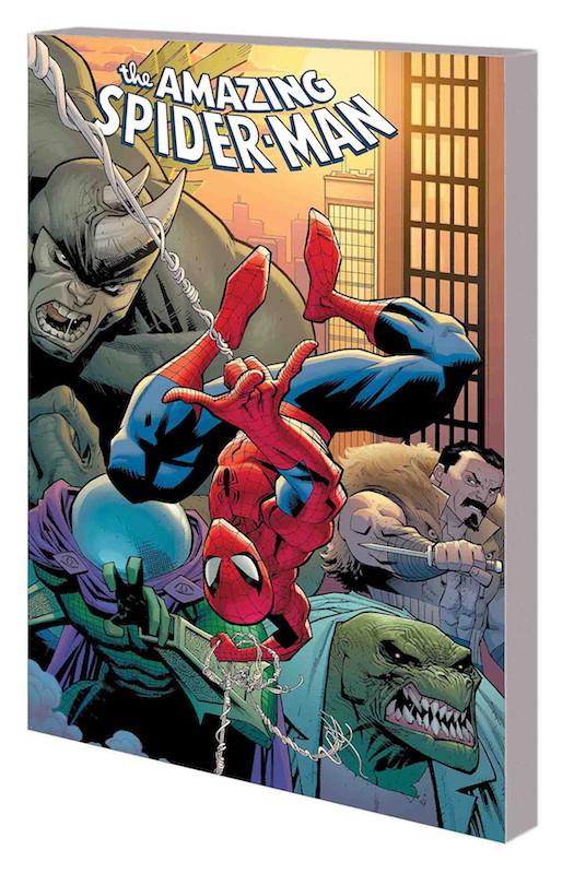 Amazing Spider-Man Vol 1 Back To Basics TP  UK EDITION