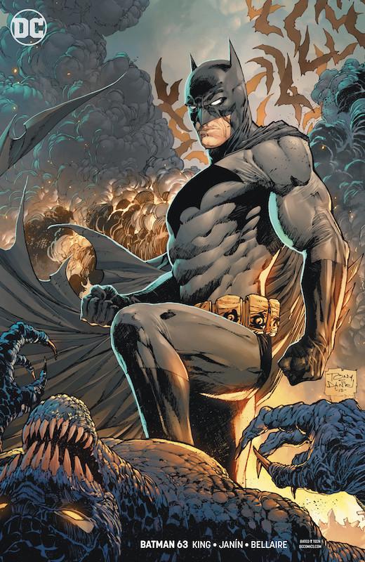 BATMAN #63 VARIANT EDITION