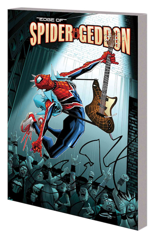 EDGE OF SPIDER-GEDDON TP UK EDITION