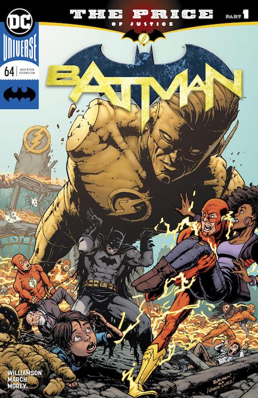 BATMAN #64 THE PRICE