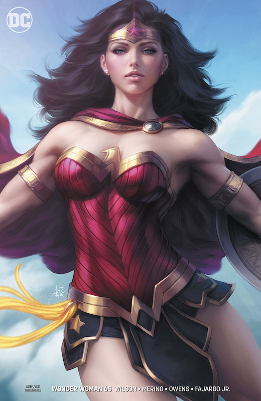WONDER WOMAN #65 VARIANT