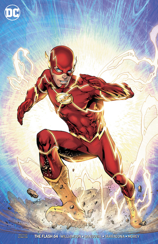 FLASH #64 VARIANT  EDITION  THE PRICE