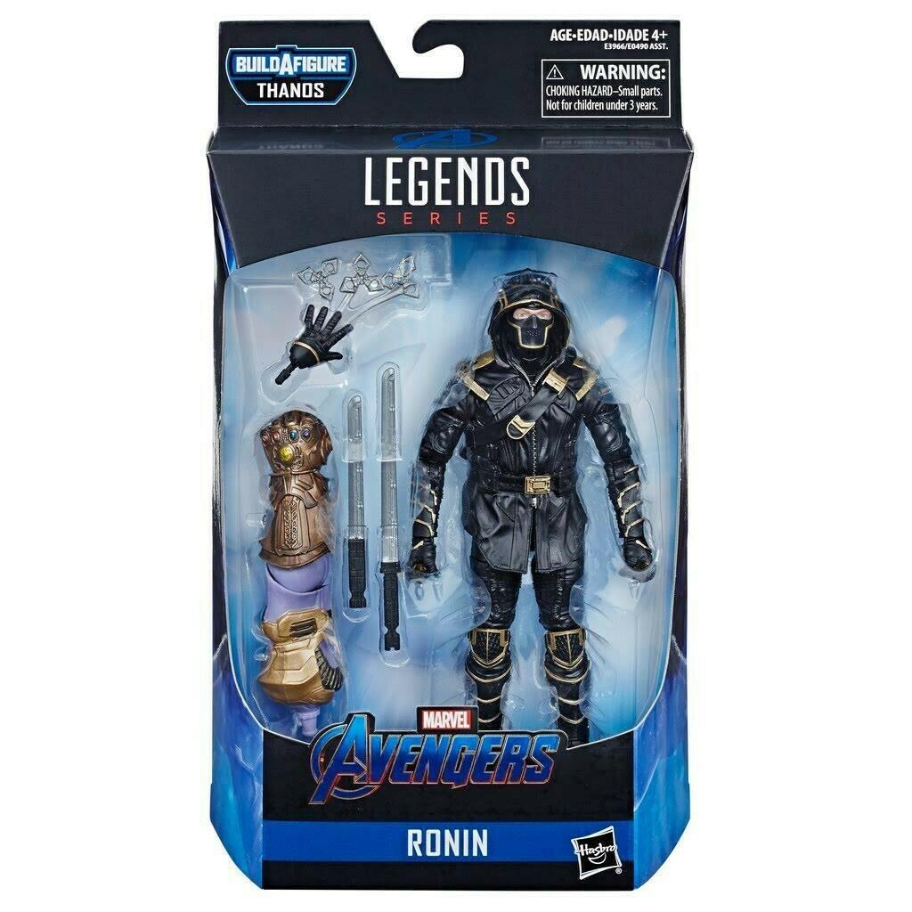 Avengers Endgame Marvel Legends Thanos Series Ronin Action Figure