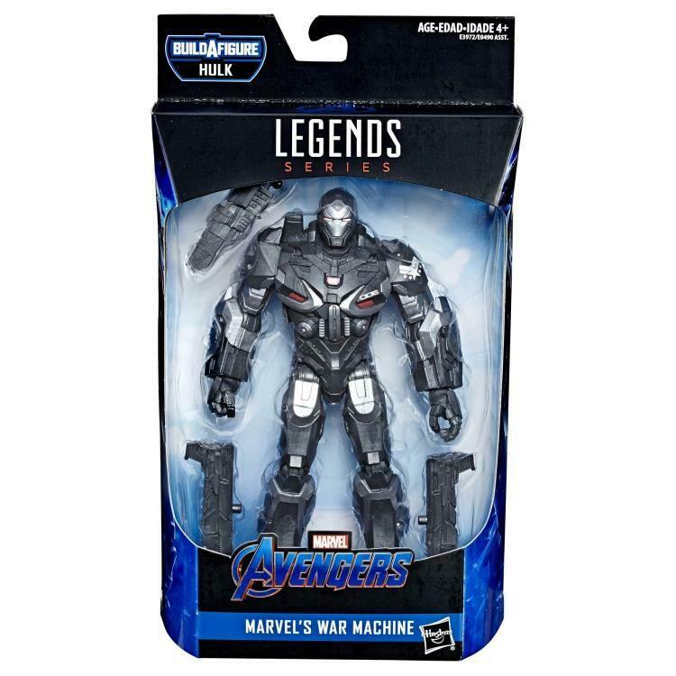 Avengers: Endgame Marvel Legends War Machine