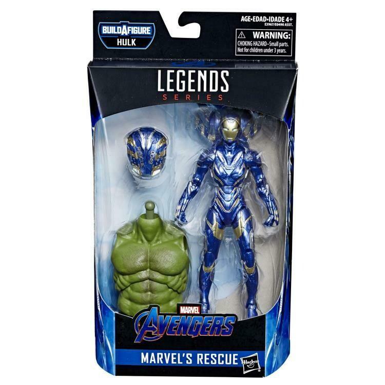 Avengers: Endgame Marvel Legends Rescue (Hulk BAF)