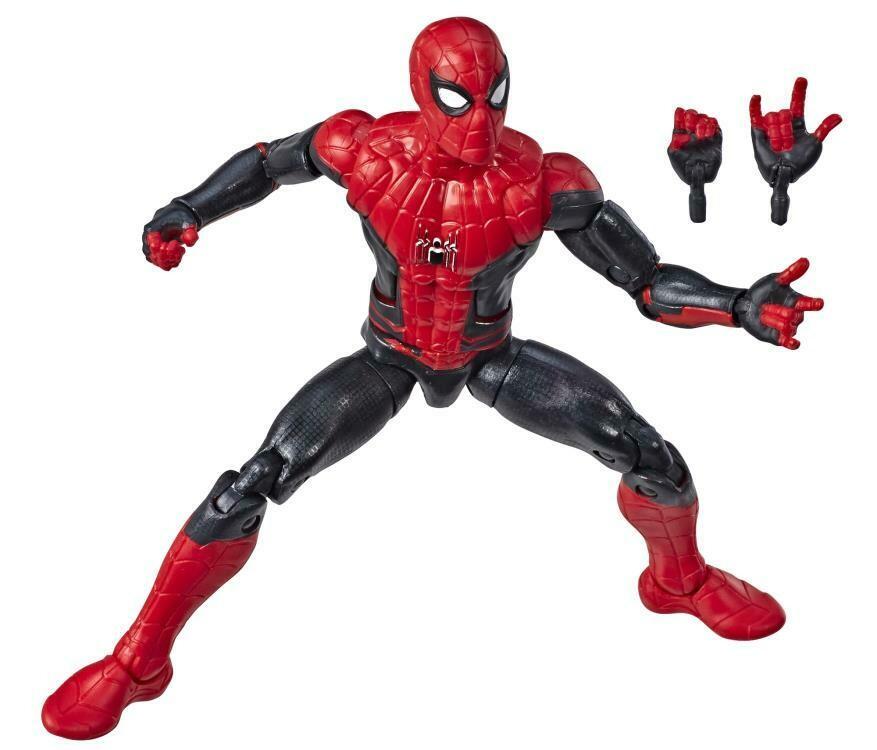 Spider-Man: Far From Home Marvel Legends Spider-Man (Hero Suit)