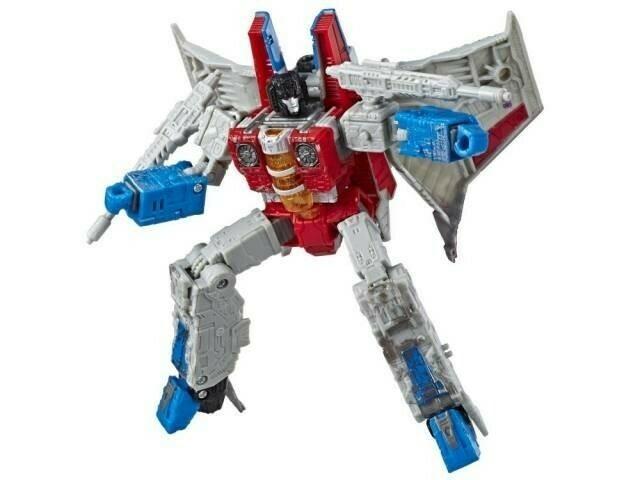 Transformers Siege War For Cybertron Voyager Starscream
