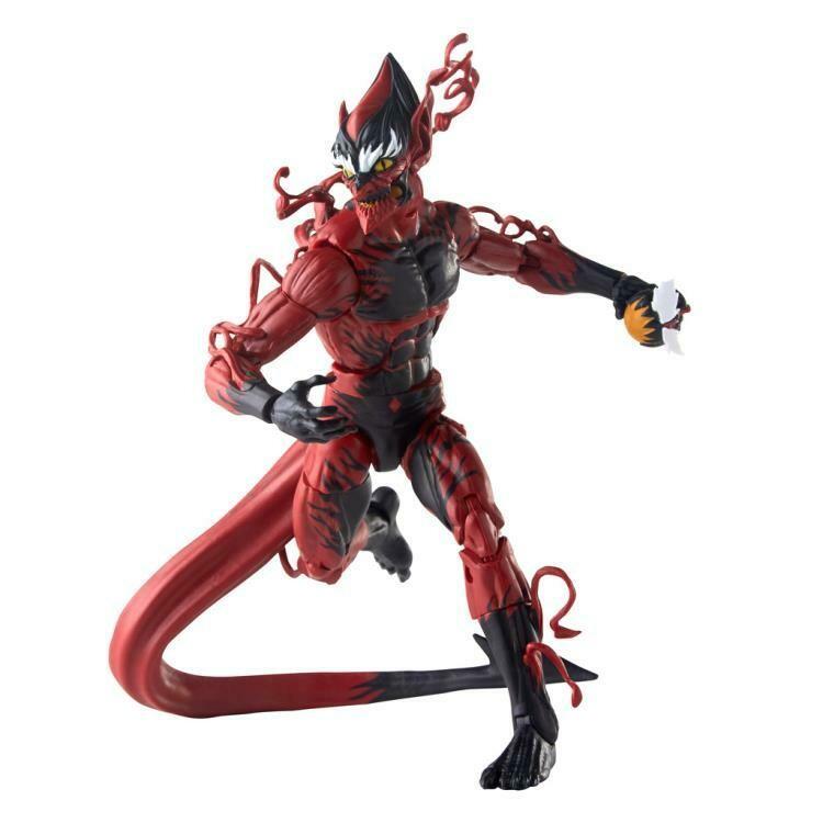 Spider-Man Marvel Legends Red Goblin (Kingpin BAF)