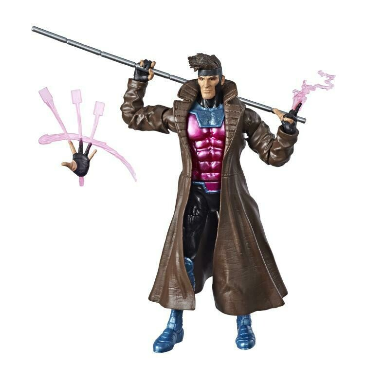 X-Men Marvel Legends Gambit