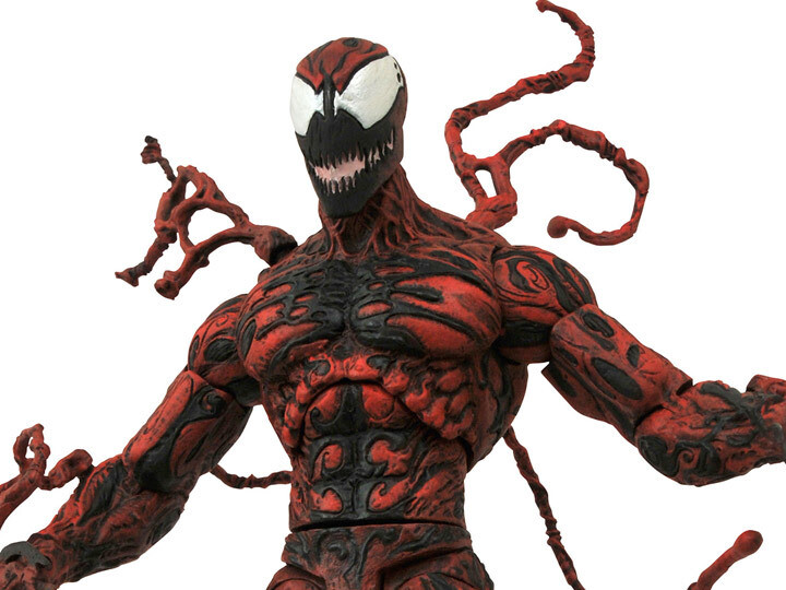 Marvel Select Carnage