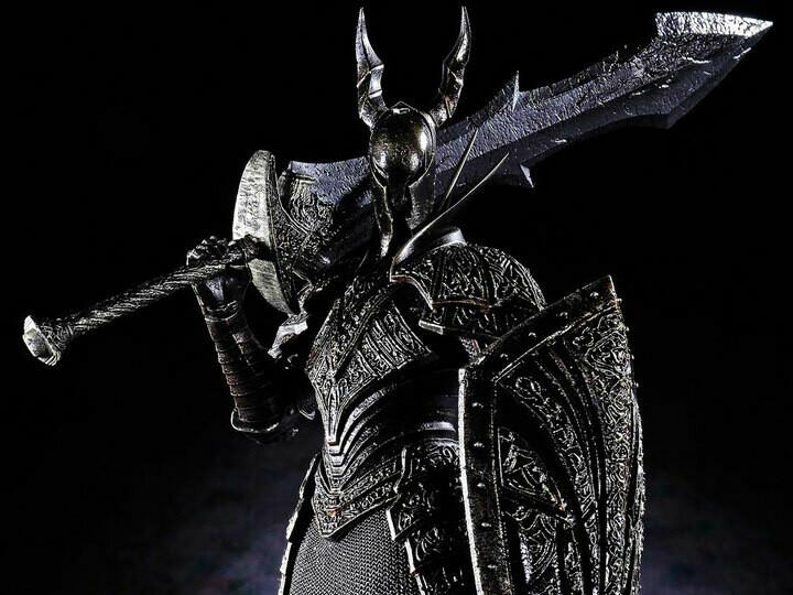 Dark Souls DXF Sculpt Collection Vol.3  Black Knight Figure