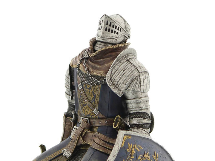 Dark Souls DXF Sculpt Collection Vol.4 Oscar (Knight of Astora) Figure