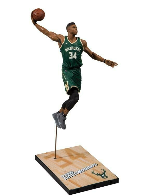 NBA Sportspicks 2K19 Giannis Antetokounmpo (Milwaukee Bucks)