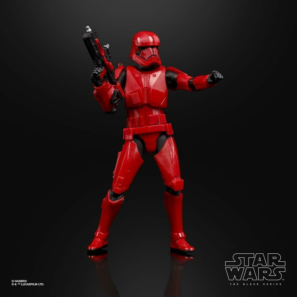 Star Wars SDCC 2019 Hasbro Exclusive Black Series Sith Trooper