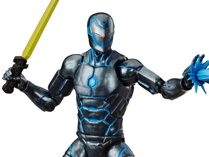 Marvel Comics 80th Anniversary Marvel Legends Invincible Iron Man