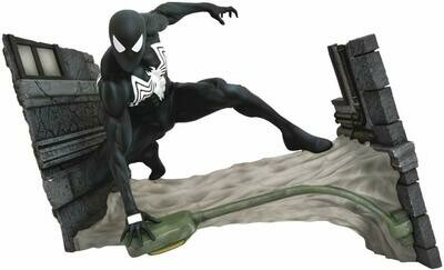 FREE COMIC BOOK DAY 2019 MARVEL GALLERY SYMBIOTE SPIDER-MAN PVC STATUE