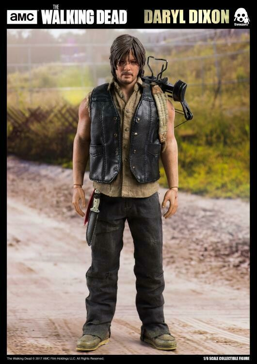 The Walking Dead Daryl Dixon 1/6
