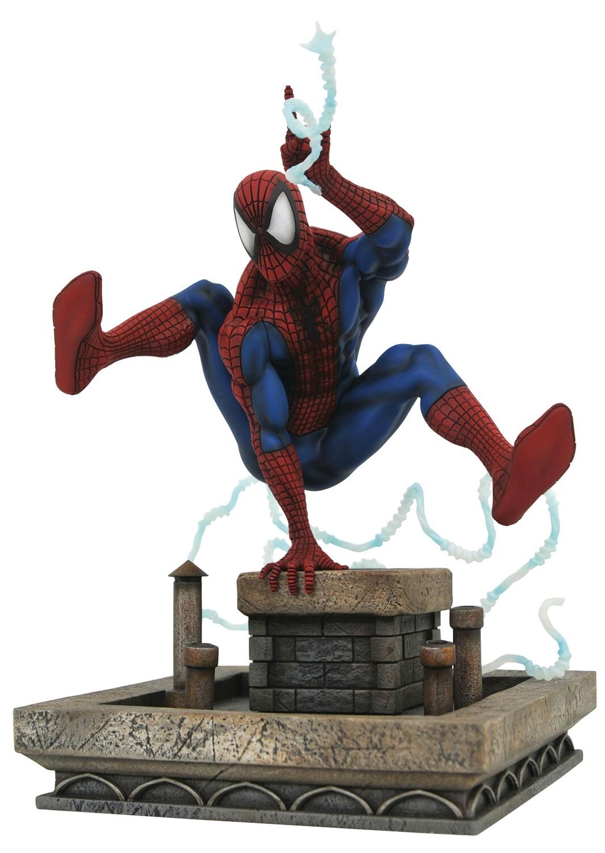 MARVEL GALLERY 90S SPIDER-MAN PVC FIGURE