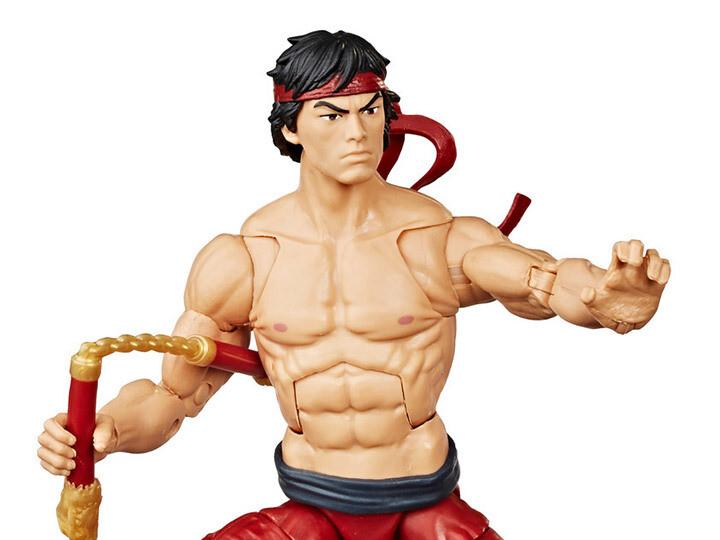 Master of Kung Fu Marvel Legends Shang-Chi (Demogoblin BAF)