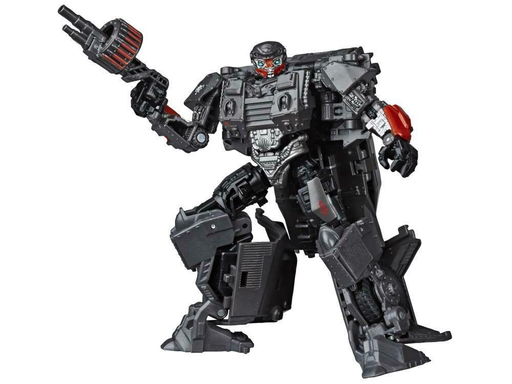 Transformers Studio Series 50 Deluxe Hot Rod