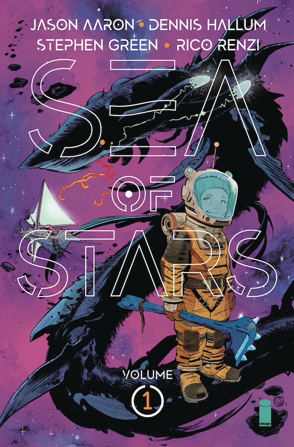 SEA OF STARS TP VOL 01