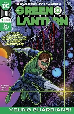 GREEN LANTERN SEASON 2 #1 (OF 12)